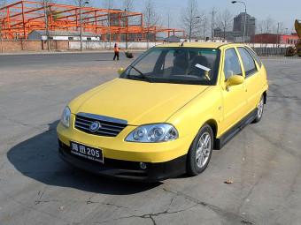海迅最新报价 华普汽车海迅价格 -海迅 2005款 海迅 AA 1.5 停产