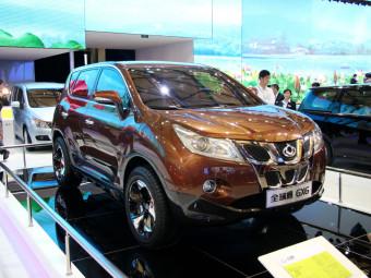 吉利汽车 全球鹰gx6 基本型