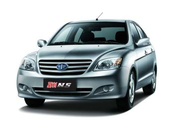 N5最新报价 天津一汽N5价格 -N5 2011款 N5 1.3MT标准型高清图片